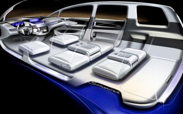 Honda Odyssey Concept 2011