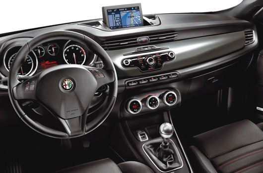 New Alfa Romeo Giulietta Interior. The new Alfa Romeo Giulietta