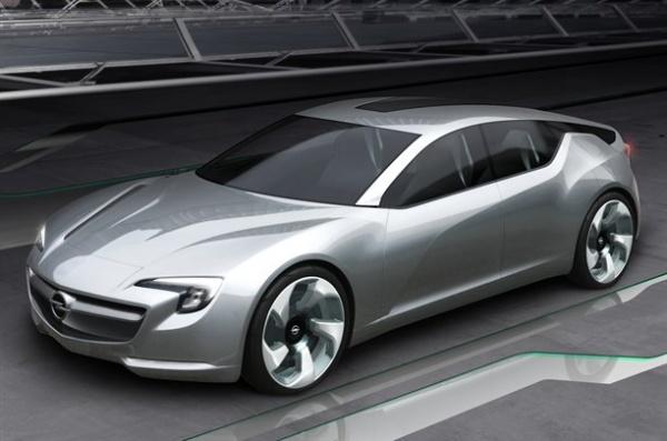 Opel Gte. Opel Flextreme Gte Concept