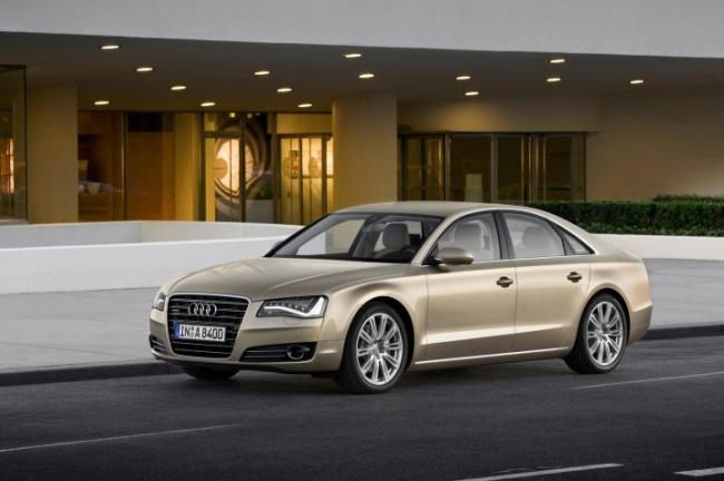 2011 audi a8 New York Auto Show Preview: The Hottest Debuts @ the  2010 New York Auto Show