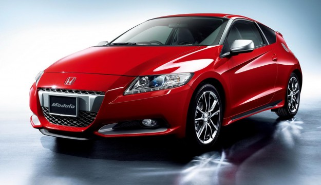 2011 honda cr z  New York Auto Show Preview: The Hottest Debuts @  the 2010 New York Auto Show