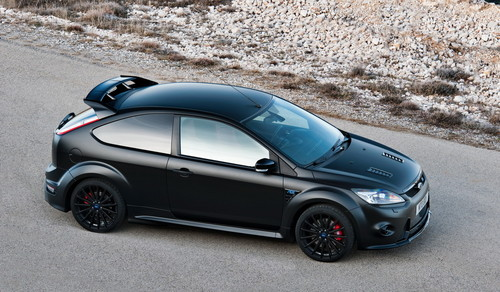 Each model of the limited edition Ford Focus RS500 will carry a special