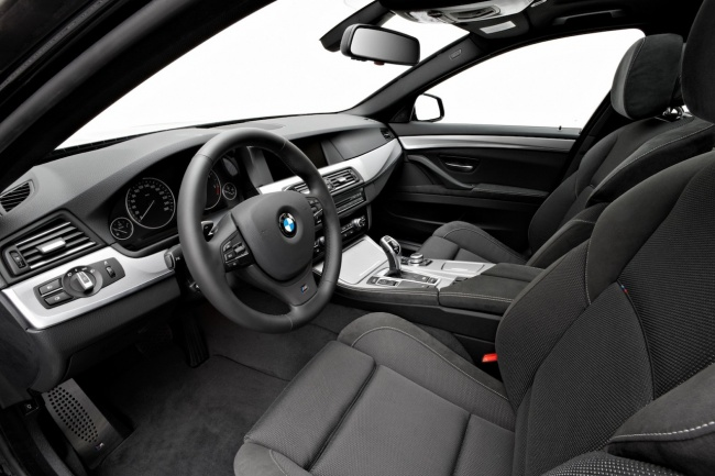 F10 M Sport Package Cloth Seats Available In Us 2010 2011 Bmw 5 Series Forum F10