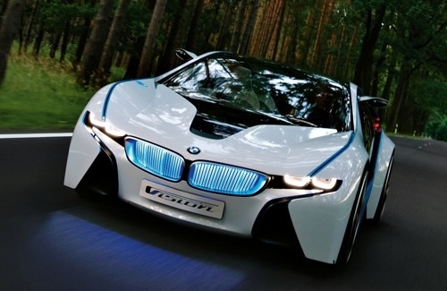 BMW i100 Coupe ActiveHybrid rumored to launch in 2013