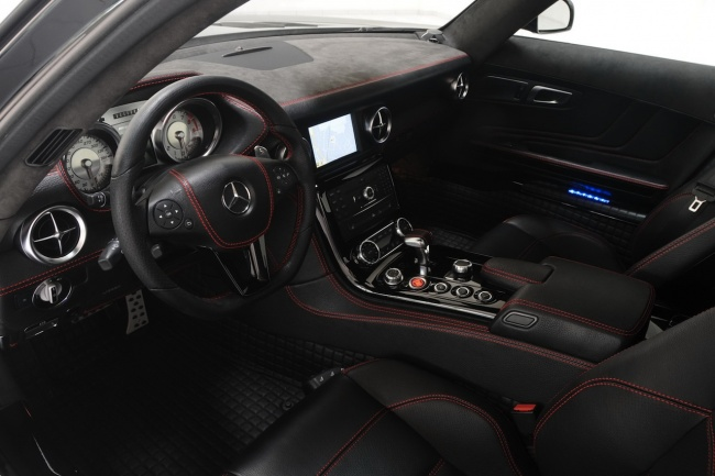 Mercedes Benz Sls Amg Stealth Model Car. of the sports car by up to