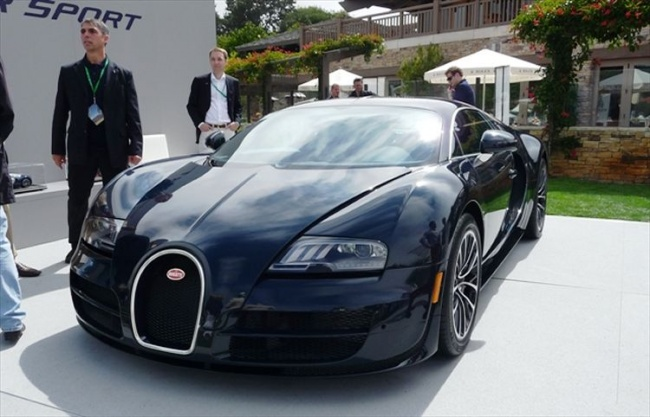 Bugatti Veyron 16.4 Grand Sport Edition