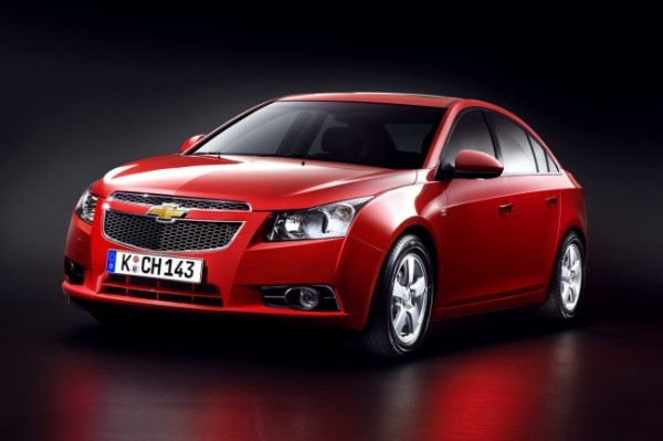 Chevrolet Cruze EV set to launch in Seoul soon