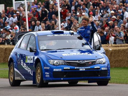 Subaru Cosworth Impreza STi
