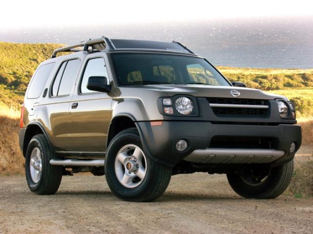 2003 Nissan Xterra. Frontier and Nissan Xterra
