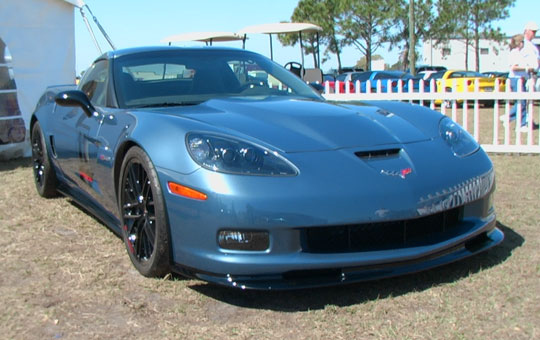 2011 Chevrolet Corvette Z06g