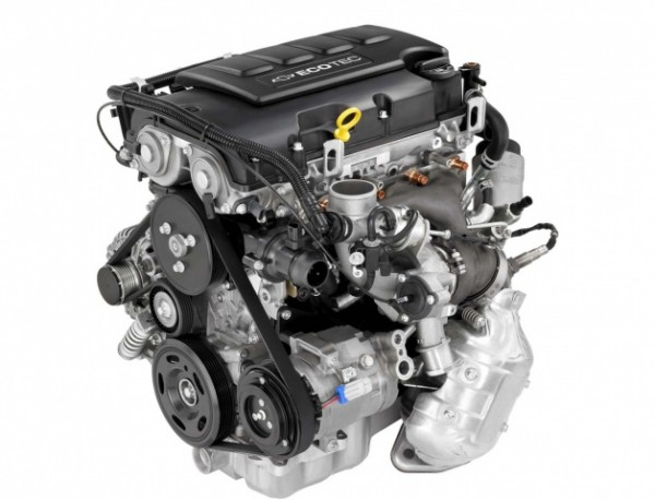 Gallery: Ecotec 1.4L turbocharged engine